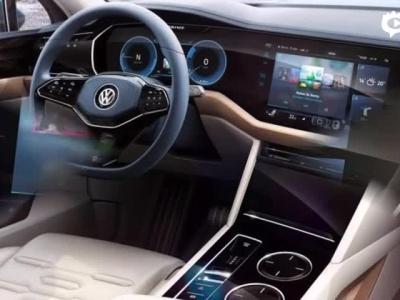 2017 New VW Touareg