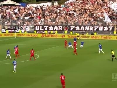 法兰克福0比1达姆施塔特