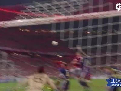 莱万穆勒破门拜仁5-0