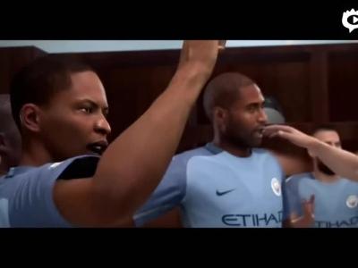 《FIFA17》全新预告片