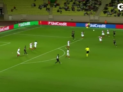 摩纳哥1-1勒沃库森