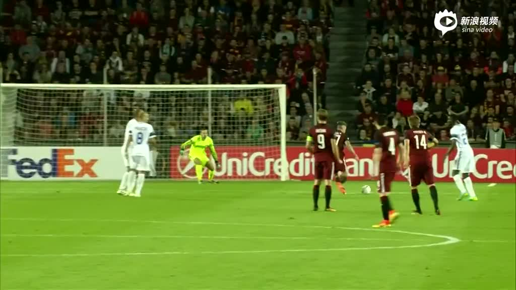 视频集锦-帕拉西奥破门铁卫染红 国米1-3遭遇两连败