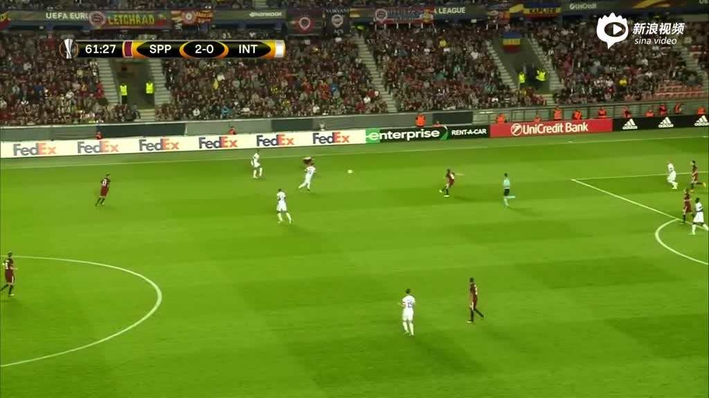 视频录播-欧联杯小组赛 布拉格斯巴达VS国米下半场
