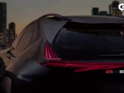 雷克萨斯 UX Concept