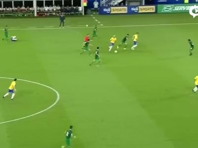 巴西5-0玻利维亚