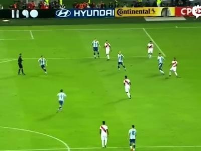 阿根廷2-2客平秘鲁