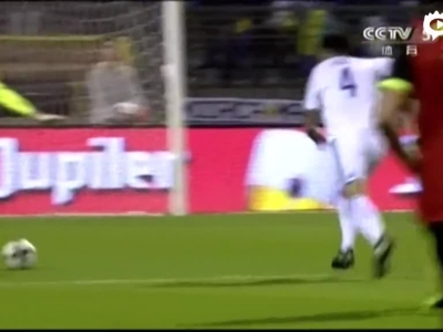 比利时4-0波黑