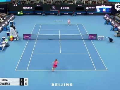 时隔5年A拉再进中网决赛
