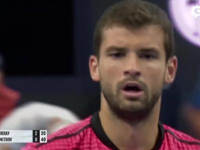 穆雷首夺中网冠军
