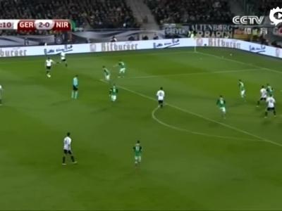 德国2-0北爱尔兰