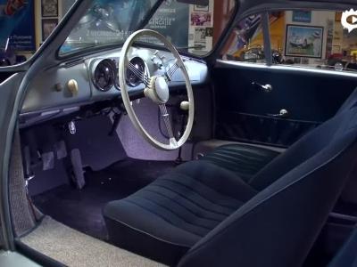1951 Porsche 356 SL Gmund Coupe - Jay Leno's Garage