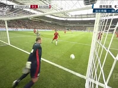 11打10拜仁2-2客平