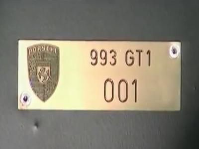 视频-保时捷911 GT1研发纪实