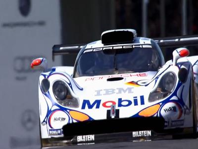 视频-韦伯试驾保时捷911 GT1