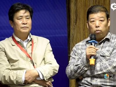 杨晓峰:做钧瓷,一线之差可见成败。