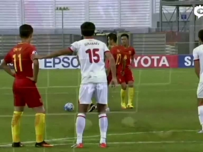 U19国青0-2两连败垫底