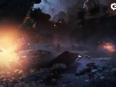 【新浪电玩】《泰坦陨落2》单人游戏预告片