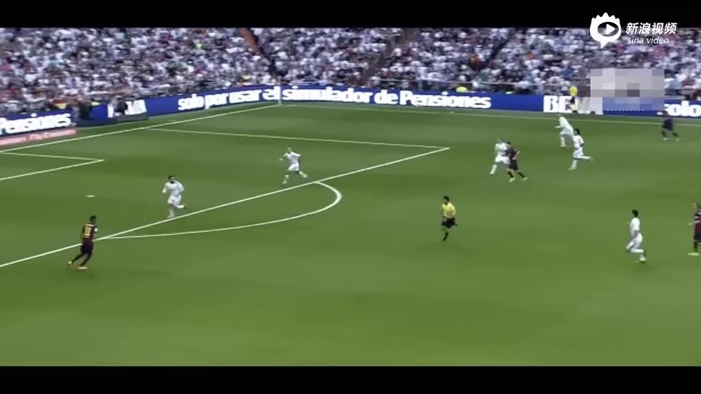 视频-内马尔和贝尔 谁才是足坛最强二当家?