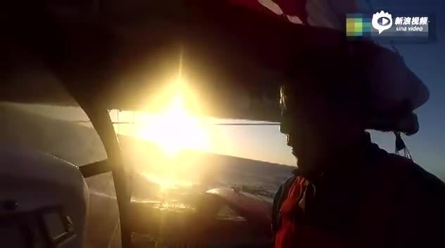 视频记录郭川失联前最后影像 航行第2天并无异常