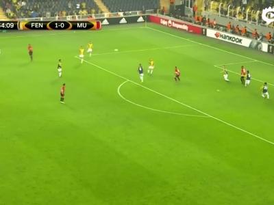 鲁尼破门曼联1-2客负