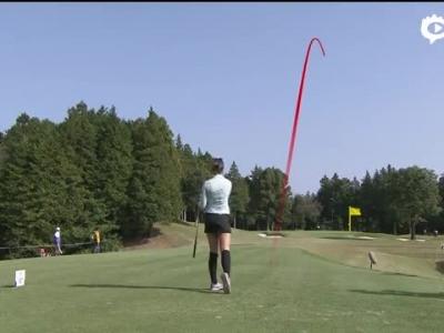 LPGA日本赛决赛轮集锦