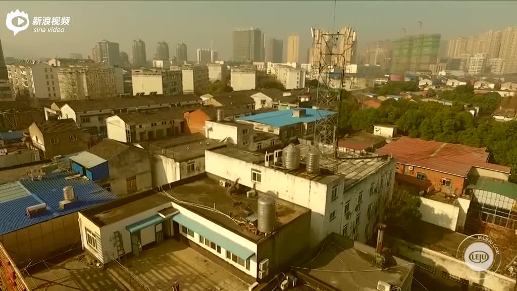 合肥经开二十埠:繁华都市中的虚景绝地