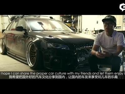 #RilbertyWalk Audi A4 B8 Avant by CARSHADOW.FILM