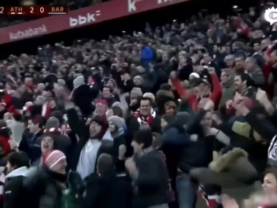 梅西破门巴萨1-2客负