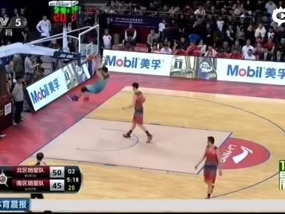 全明星赛北方胜小丁获MVP