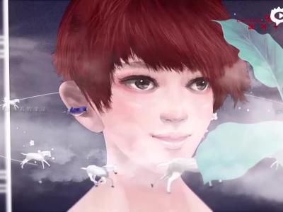 视频:蔡淳佳插画版《自画像》MV首发