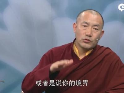学佛本身是一种执著吗