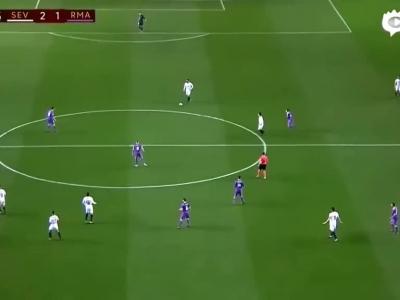 皇马连扳两球3-3晋级