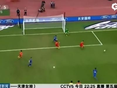中国杯-95后救主 国足赢点球战5-4克罗地亚获第3
