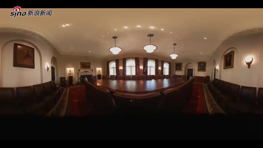 奥巴马的白宫VR纪录片:360度的温情告别