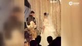 视频:孙俪经纪人婚礼感动说誓言 邓超台下玩自拍