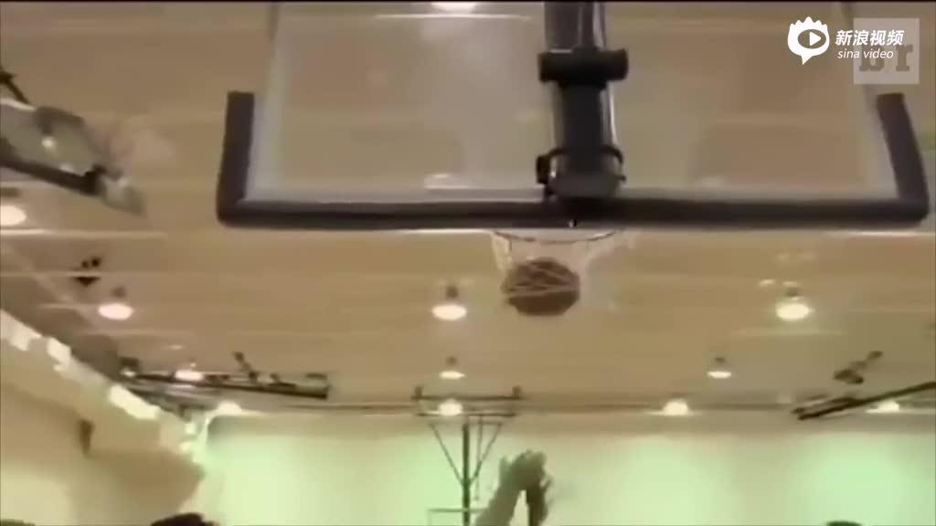 奥巴马篮球赛场精彩集锦