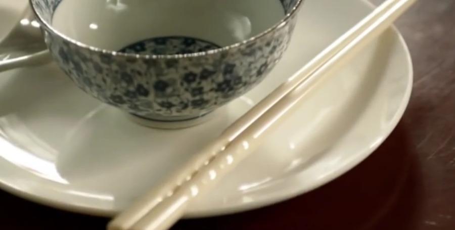 一部关于筷子的短片 中国独有的韵味