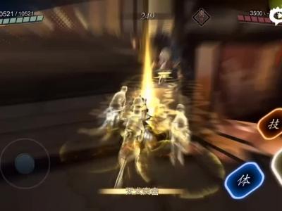 《十三煞》故事模式战斗
