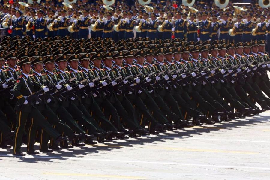 太帅!关于中国军人 你想看的画面都在这里!