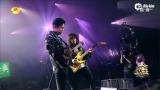 视频:《歌手》狮子合唱团抒情摇滚版《用情》