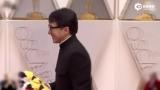 视频:成龙亮相奥斯卡金像奖颁奖礼