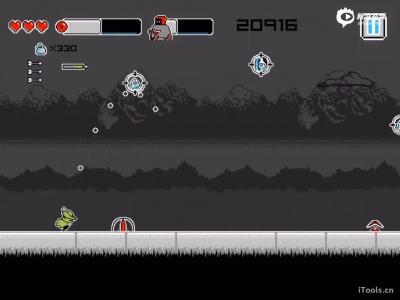《射手狂奔2》玩法视频