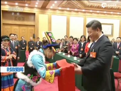 习近平参加四川代表团审议