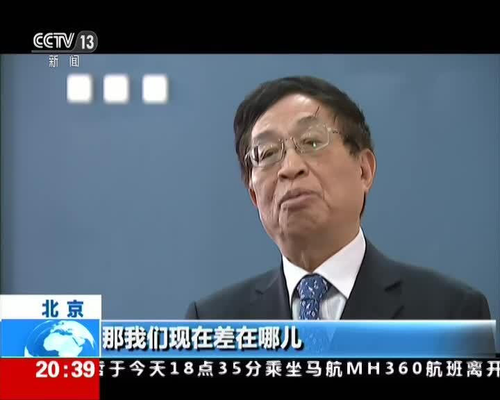 叶培健:国家对航天要有统筹规划