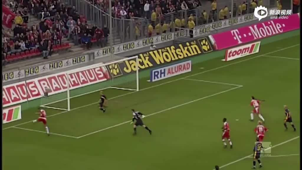 视频-波尔蒂德甲10佳球 完美弧线任意球+吊门戏耍卡恩