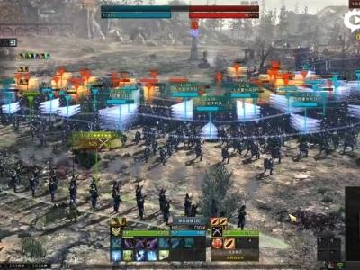 《炽焰帝国2》PVP对战