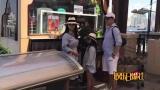 视频:李湘一家度假穿亲子装 王诗龄亲吻海豚画面美好