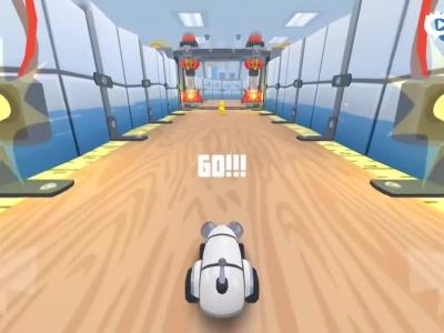 《老鼠机器人》玩法视频