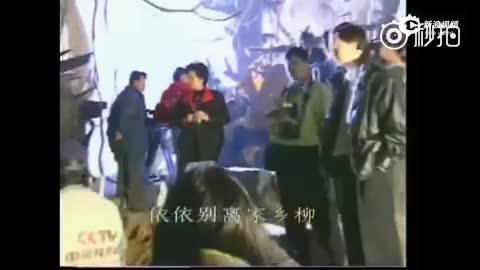 西游记导演杨洁:感慨创作中的困难险阻