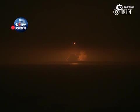 天舟一号升空全程 为中国航天喝彩